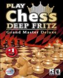 Caratula nº 72433 de Play Chess: Deep Fritz -- Grand Master Deluxe (153 x 220)