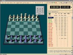 Pantallazo de Play Chess with Fritz 7 para PC