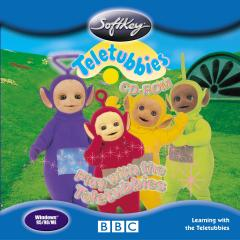 Caratula de Play With The Teletubbies para PC
