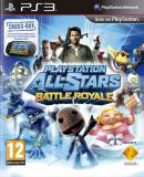 Carátula de Playstation All Stars Battle Royale