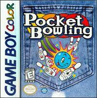 Caratula de Pocket Bowling para Game Boy Color