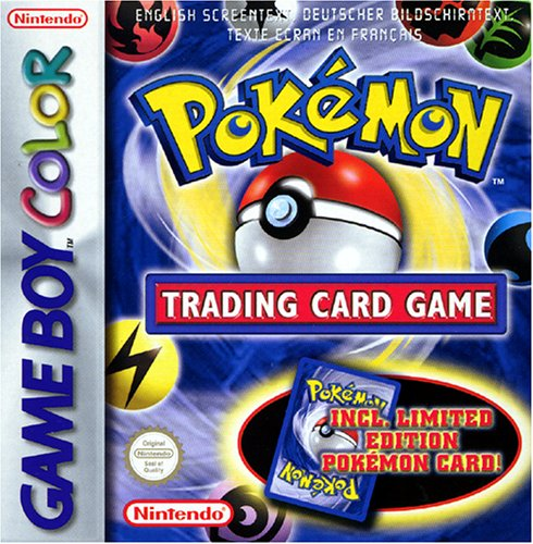Caratula de Pocket Monsters Trading Card Game para Game Boy Color
