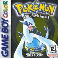 Caratula de Pokémon: Silver Version para Game Boy Color