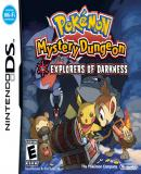 Carátula de Pokémon Mystery Dungeon: Explorers of Darkness