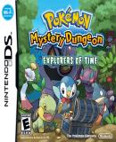 Caratula nº 125613 de Pokemon Mystery Dungeon: Explorers of Time (640 x 575)