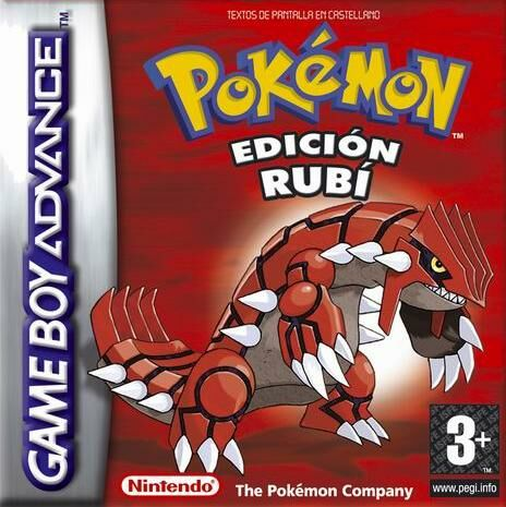 Cheats y Gameshark pokemon rubí español