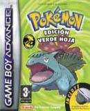 Pokemon Verde Hoja
