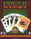 Caratula nº 54636 de Poker Night with David Sklansky (200 x 240)