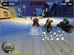 Pantallazo de Polaris SnoCross para PC