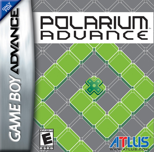 Caratula de Polarium Advance para Game Boy Advance