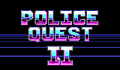 Pantallazo nº 63054 de Police Quest 2: The Vengeance (320 x 200)