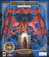 Caratula de Pool of Radiance: Ruins of Myth Drannor -- Collector's Edition para PC
