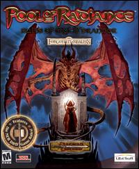 Caratula de Pool of Radiance: Ruins of Myth Drannor para PC