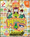 Carátula de Pop\'n Music 4: Append Disc