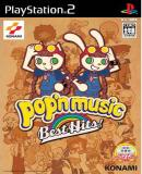 Carátula de Pop'n Music Best Hits ! (Japonés)