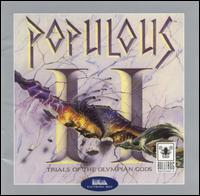 Caratula de Populous II: Trials of the Olympian Gods [Jewel Case] para PC