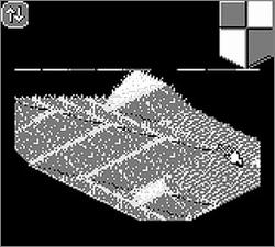 Pantallazo de Populous para Game Boy