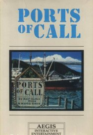 Caratula de Ports of Call para PC