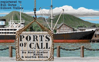 Pantallazo de Ports of Call para PC
