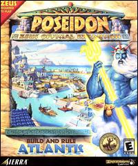 Caratula de Poseidon: Zeus Official Expansion para PC