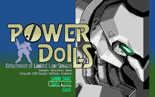 Pantallazo de Power Dolls para PC