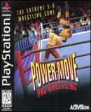Carátula de Power Move Pro Wrestling