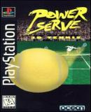 Carátula de Power Serve 3D Tennis