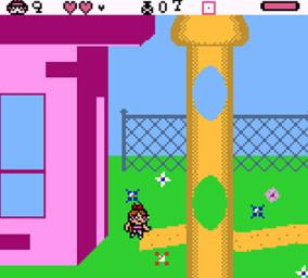 Pantallazo de Powerpuff Girls, The - Bad Mojo Jojo para Game Boy Color