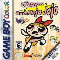 Caratula de Powerpuff Girls, The - Bad Mojo Jojo para Game Boy Color