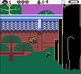 Pantallazo de Powerpuff Girls: Battle Him, The para Game Boy Color
