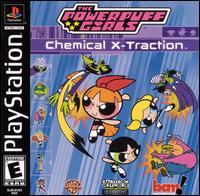 Caratula de Powerpuff Girls: Chemical X-traction, The para PlayStation