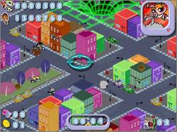 Pantallazo de Powerpuff Girls: Gamesville, The para PC