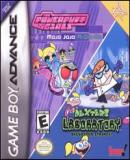 Carátula de Powerpuff Girls: Mojo Jojo A-Go-Go/Dexter's Laboratory: Deesaster Strikes, The