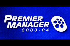 Pantallazo de Premier Manager 2003-04 para Game Boy Advance