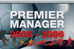 Pantallazo de Premier Manager 2005 - 2006 para Game Boy Advance