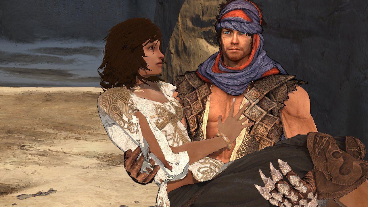 Pantallazo de Prince Of Persia Next Gen para PC