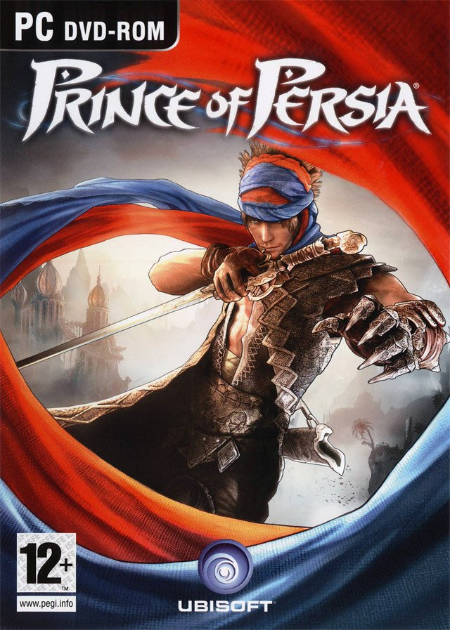 Caratula de Prince Of Persia Next Gen para PC