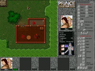 Pantallazo de Prince of Destruction para PC