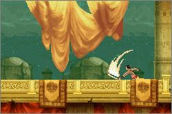 Pantallazo de Prince of Persia: The Sands of Time para Game Boy Advance