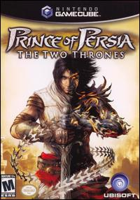 Caratula de Prince of Persia: The Two Thrones para GameCube