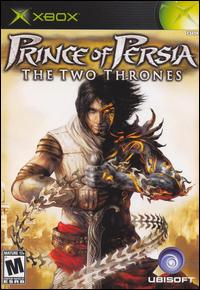 Caratula de Prince of Persia: The Two Thrones para Xbox