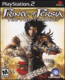 Caratula nº 81740 de Prince of Persia: The Two Thrones (200 x 285)