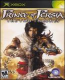 Caratula nº 107014 de Prince of Persia: The Two Thrones (200 x 290)
