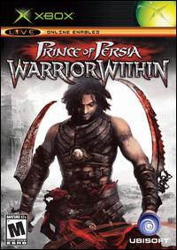 Caratula de Prince of Persia: Warrior Within para Xbox