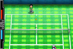 Pantallazo de Prince of Tennis 2004 Stylish Silver, The (Japonés) para Game Boy Advance