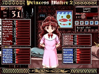 Pantallazo de Princess Maker 2 para PC