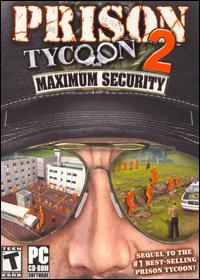 Caratula de Prison Tycoon 2: Maximum Security para PC