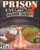 Carátula de Prison Tycoon 2: Maximum Security