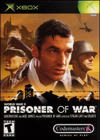 Caratula de Prisoner of War para Xbox