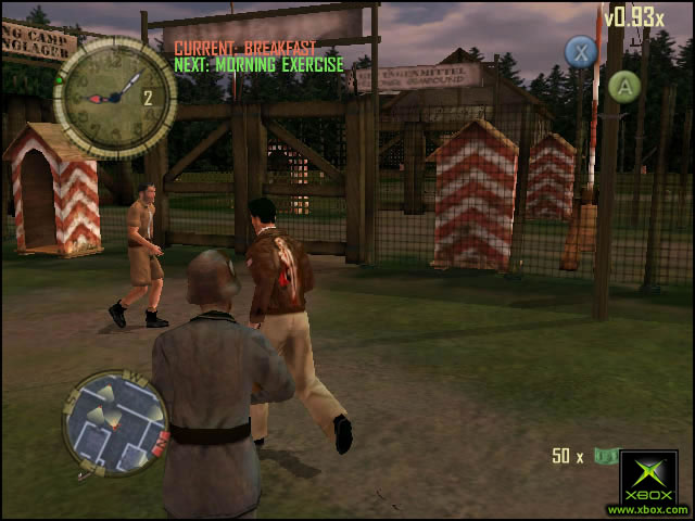 Pantallazo de Prisoner of War para Xbox
